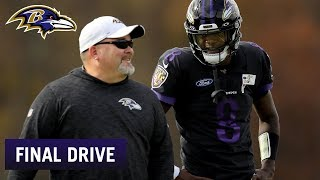 Lamar's Behind-the-Scenes Preparation Sets the Stage | Ravens Final Drive