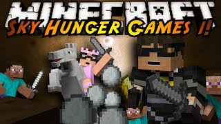Minecraft Sky Hunger Games : THE NEW GAME BEGINS!