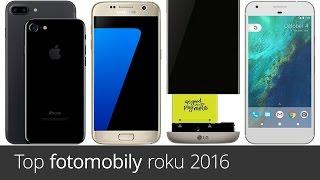 Top fotomobily roku 2016