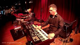 Mr  Walker - organissimo - Live at the Union Cabaret