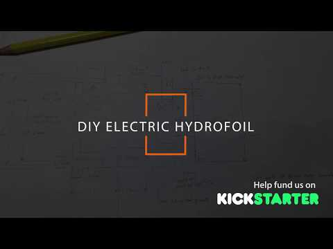 INTRO - DIY Electric Hydrofoil & Electric Surfboard Propulsion System