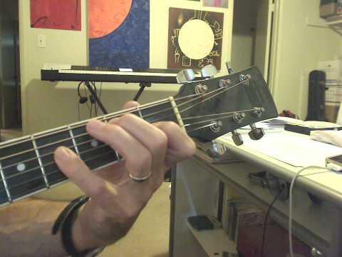 Guitar 1 Lesson 7: E2 chord tutorial