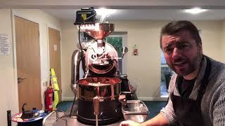 Glesga Roasters - Sholi Coffee Roasting