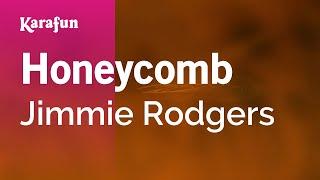 Karaoke Honeycomb - Jimmie Rodgers *