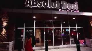 Absolut Desi (restaurant) Commercial