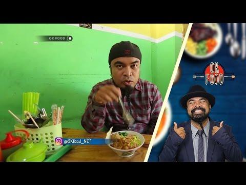 OK FOOD Episode 28 - RM Pak Dadi Solo, Mie Ayam Pelangi (Part 1/3)