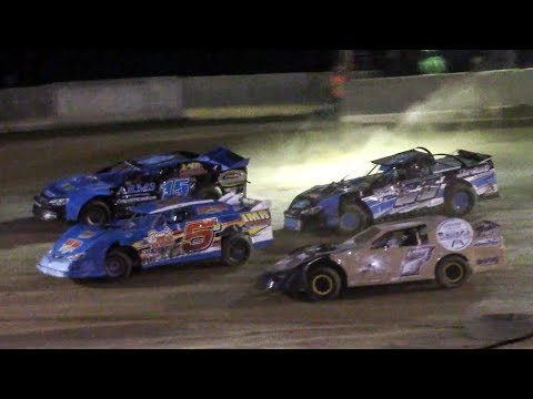 Street Stock Heat Three | Old Bradford Speedway | 9-8-18