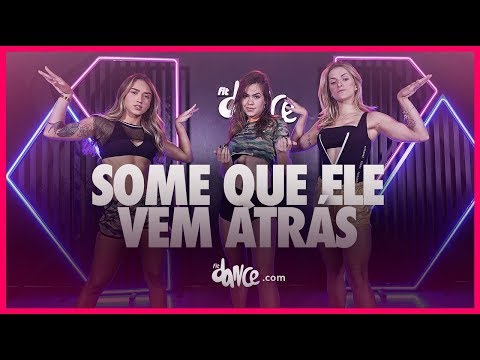 Some Que Ele Vem Atrás - Marília Mendonça Anitta  FitDance TV Coreografia