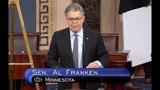 connectYoutube - Al Franken: Jeff Sessions Failed To Tell Truth, Must Testify To Senate - Full Speech