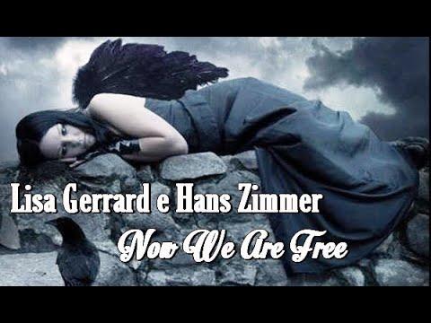♪ Lisa Gerrard e Hans Zimmer - Now We Are Free ♪ ᴴᴰ(Tradução)  Tema do filme Gladiador