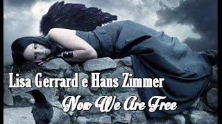♪ Lisa Gerrard e Hans Zimmer - Now We Are Free ♪ ᴴᴰ(Tradução)  Tema do filme Gladiador
