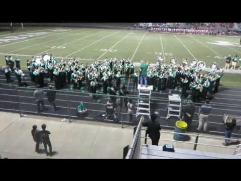 The National Anthem  performed by the Mabank TX Panther Band