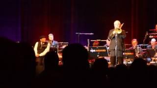 AL JARREAU & Die NDR-Bigband SUMMERTIME!!! Alte Oper Frankfurt 23.11.16 Letzter Live-Moment mit IHM