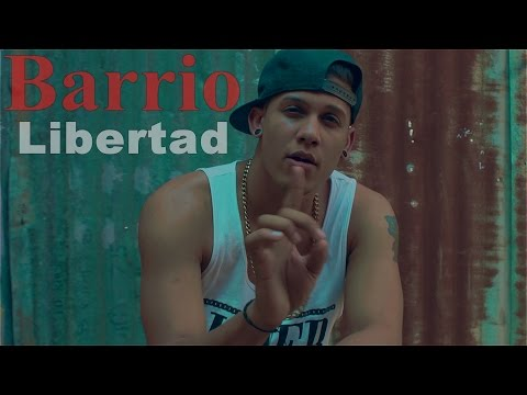 Oscar Dominic - Barrio Libertad ( Video Oficial)