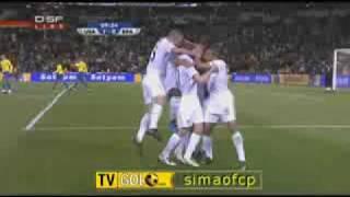 Confederations Cup Final 2009 USA vs Brazil 1 0 Clint Dempsey