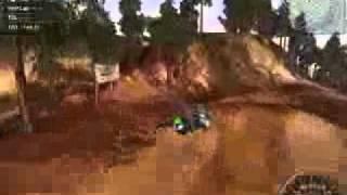 Motocross Madness 2 Gameplay
