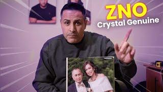 Zno  Crystal Genuine Leather Album 12 X 12