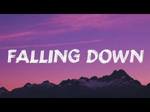Lil Peep \u0026 XXXTENTACION Falling Down (Travis Barker Remix) [Lyrics Video]