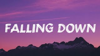 Lil Peep & XXXTENTACIONFalling Down (Travis Barker Remix) [Lyrics Video]