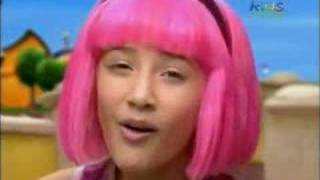 LazyTown song - Theres Always A Way