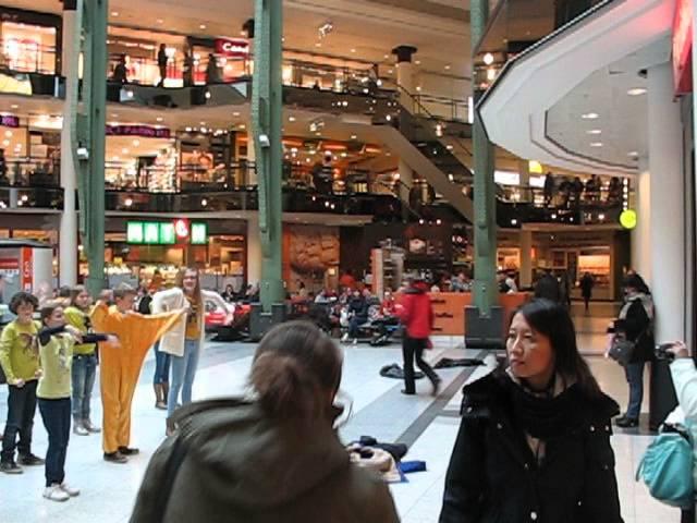 flashmob de vierklaver