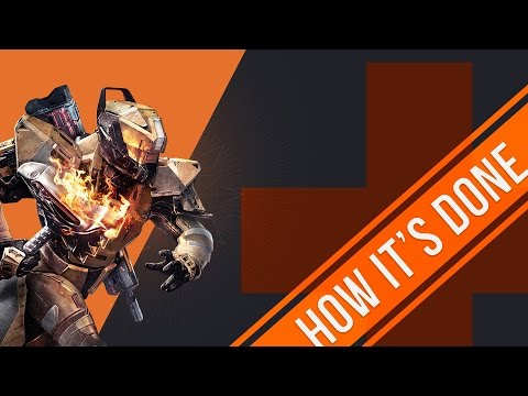 How It's Done: Creative director Luke Smith on Destiny: The Taken King