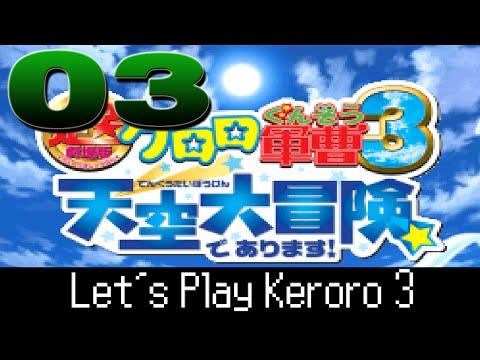 Let's Play | Chou Gekijouban Keroro Gunsou 3: Tenkuu Daibouken - Episode 3