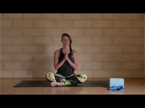 "POWER YOGA CANBERRA'S NEW ""Pocket Practice"""