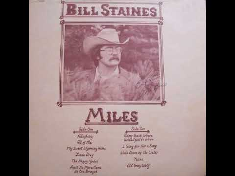 Bill Staines  I Sang For Her A Song 1975