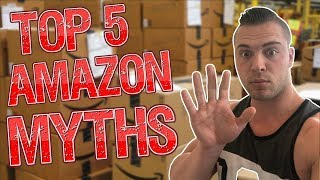 5 MYTHS ABOUT SELLING ON AMAZON YOU STILL BELIEVE