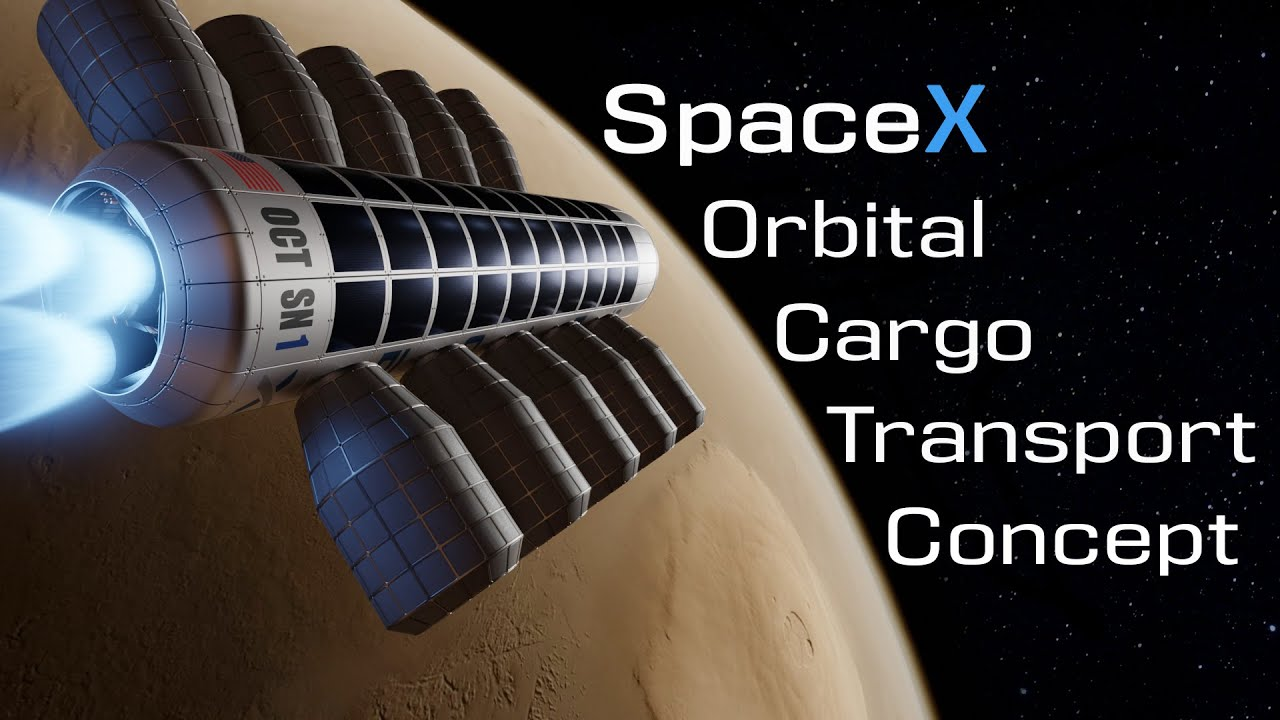SpaceX Orbital Cargo Transporter concept