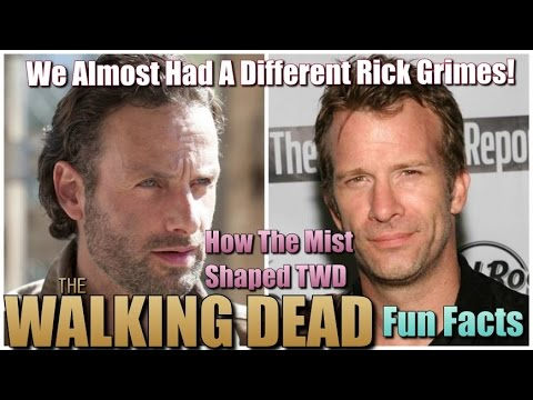 We Almost Had A Different Rick Grimes The Walking Dead Cast In The Mist Director Frank Darabont