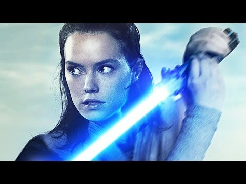 Download Youtube: Road To Episode VIII: The Last Jedi | Rey - Trailer Tribute - Daisy Ridley