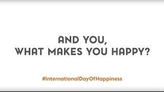 duomedia #InternationalDayOfHappiness