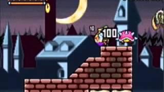 Wario Land 4 - Crescent Moon Village [Hard] score run (21410)