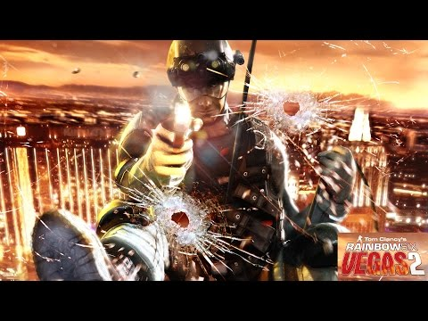 Rainbow Six Vegas 2 Walkthrough Gameplay Part 1 Campaign Mission 1 [ Pic Des Pyrenees ]
