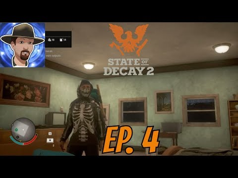BOOTLEGGER DROPS WORTH?- STATE OF DECAY 2 EP. 4 - GROUP DAY 4