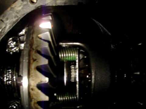 1979 Corvette Rear End - 3.55 Gears