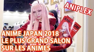 Anime d'Aniplex printemps & été 2018 [Anime Japan]