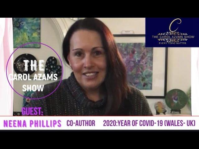 The Carol Azams Show on Diversity TV Ireland