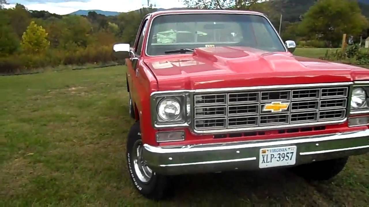 small resolution of 1978 chevy truck