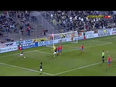 Helsingborg IF vs AIK 1-0 Aftonbladet sammandrag