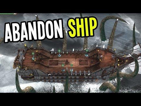 Abandon Ship - FTL Meets Pirates of the Caribbean! - Abandon Ship Combat Demo