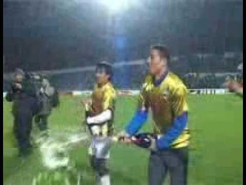 Jose Luis Villanueva Campeon con FC Bunyodkor