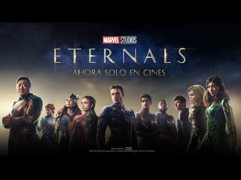 Eternals de Marvel Studios  Tráiler Oficial  Subtitulado