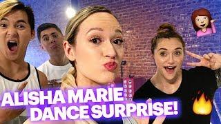 Alisha Marie #ChangeItUp: Dance Edition! Featuring Alyson Stoner!