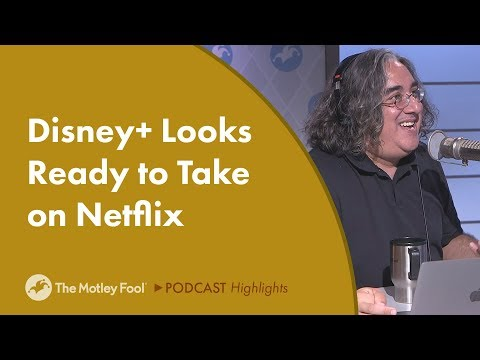 Disney+ Looks Ready to Take On Netflix