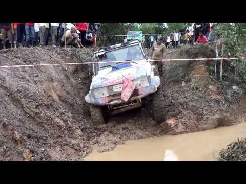 Moscow Team at Rainforest Challenge 2013
