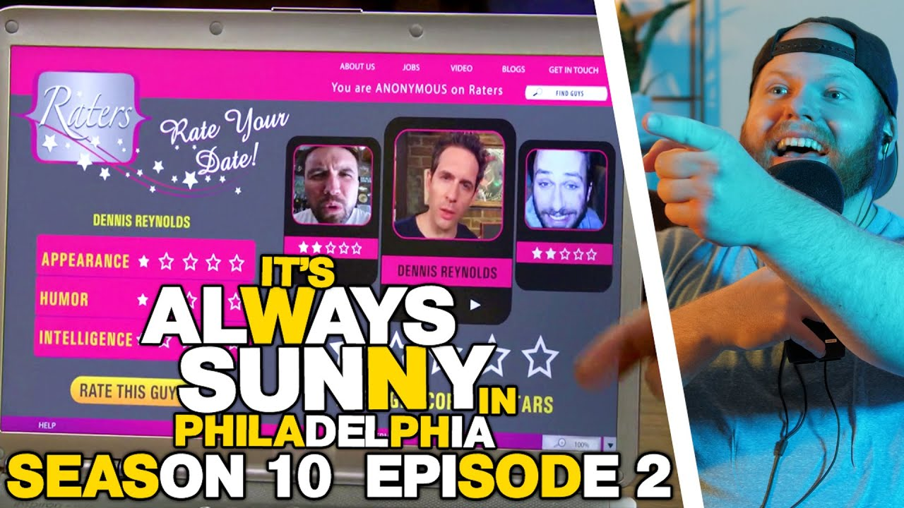 Download It's Always Sunny 10x2 Reaction: The Gang Group Dates