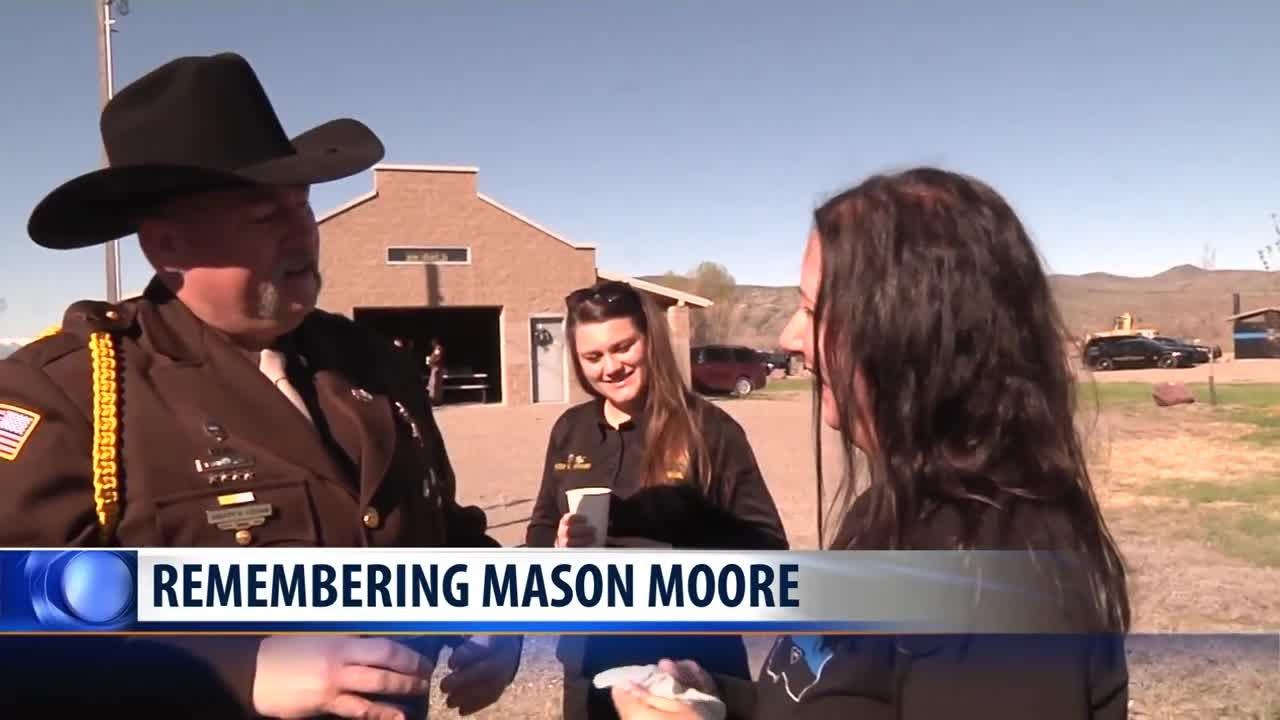 Remembering Deputy Mason Moore